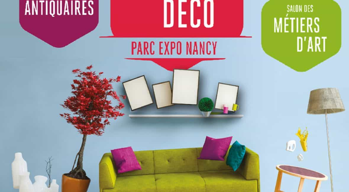 Salon habitat deco 2018 parc expo nancy