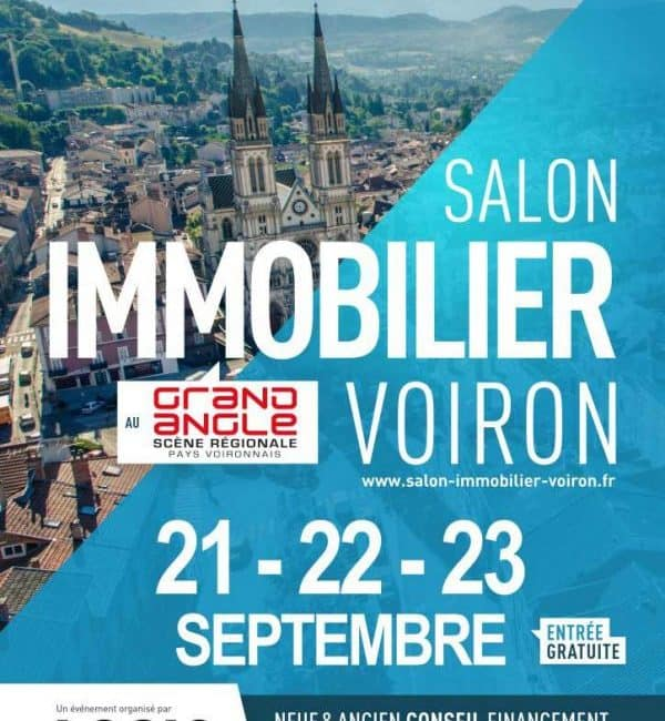 visuel salon immobilier 2018
