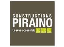 Logo maisons Piraino construction